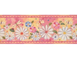 Kids Wallpaper Border 11201 BE