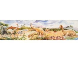 Dinosaur Wallpaper Border 11361 BE 6