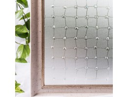 "No-Glue 3D Static Decorative Window Film 90x200cm (35.45x78.75"")"