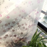 Window Films No-Glue 3D Static Decorative Window Film