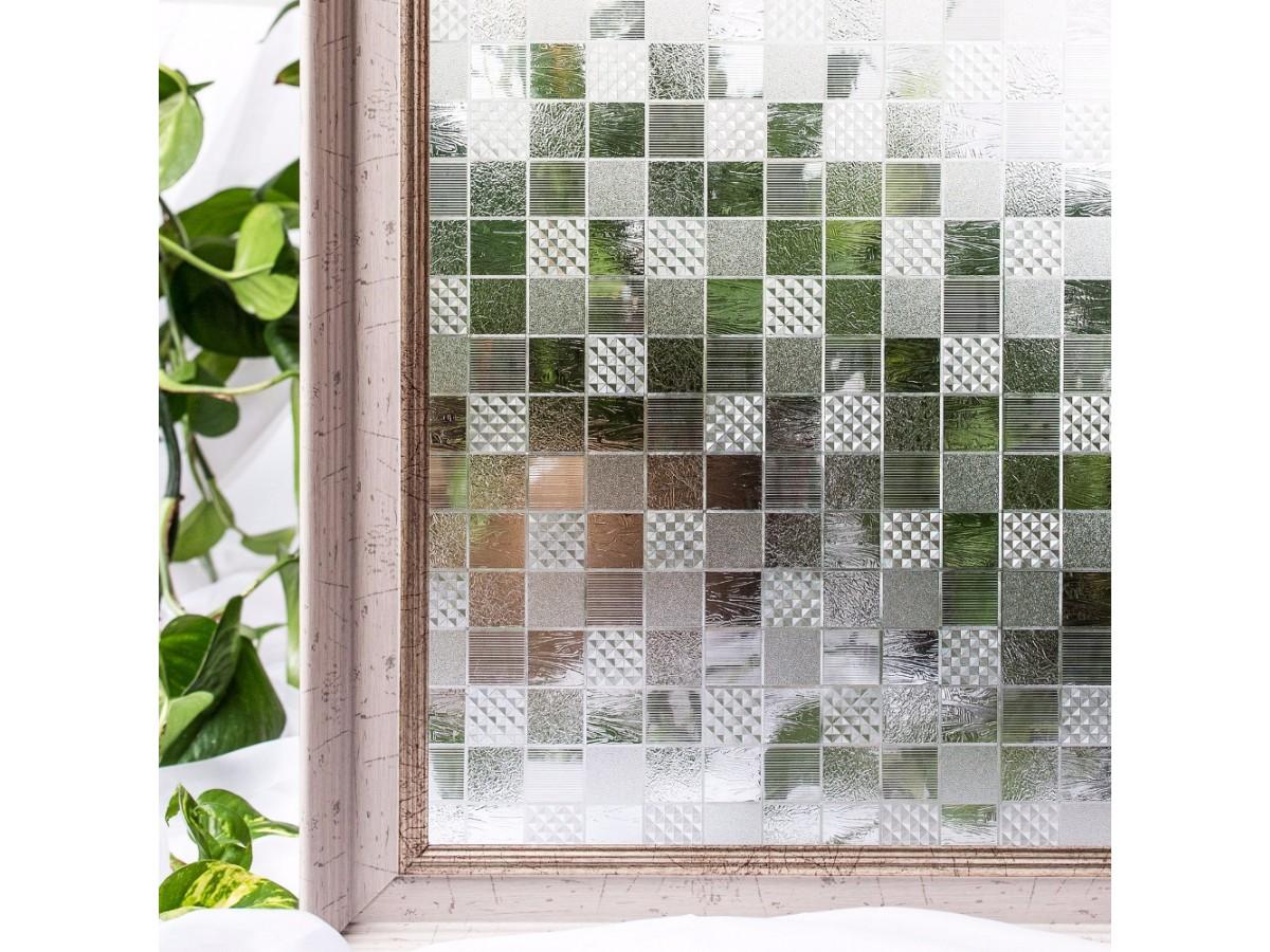 decorative window film tree noglue 3d static decorative window film 90x200cm 3545x7875 3545