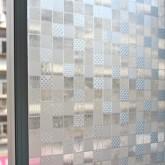 "Window Films No-Glue 3D Static Decorative Window Film 90x200cm (35.45x78.75"")"
