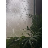 "Window Films No-Glue 3D Static Decorative Window Film 90x200cm (35.45x78.75"")"