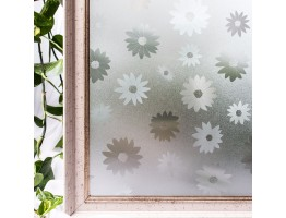 "No-Glue 3D Static Decorative Window Film 60x200cm (23.62x78.75"")"