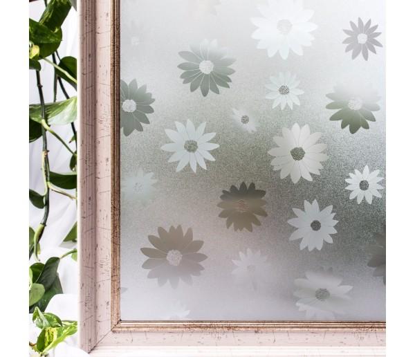 "Window Films No-Glue 3D Static Decorative Window Film 60x200cm (23.62x78.75"")"