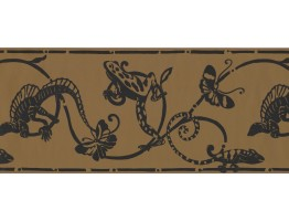 Prepasted Wallpaper Borders - Animals Wall Paper Border 1955 BN