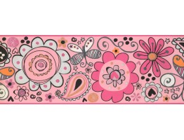 Kids Wallpaper Border 5413 BS