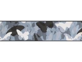 Butterfly Wallpaper Border CK7661
