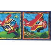 Kids Borders Kids Wallpaper Border CK83031B Shelbourne Wallcoverings