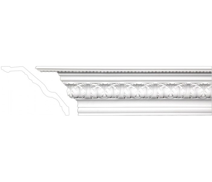 Crown Moldings: CM-1072 Crown Molding