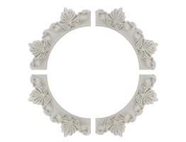Ceiling Design Ceiling Rings -  CR-4202 Ceiling Ring