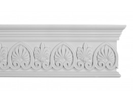 Flat Molding 7-3/4 inch Manufactured with Dense Architectural Polyurethane Compound. DM-8014 Flat Molding