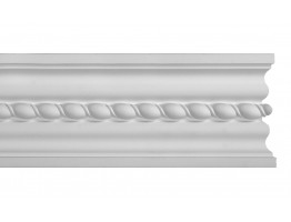 Flat Molding 5 inch Manufactured with Dense Architectural Polyurethane Compound. DM-8027 Flat Molding