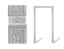 Door and Window Trim - DM-8027 Door Set