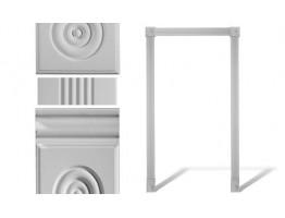Door and Window Trim - DM-8040 Door Set