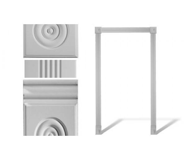 Door and Window Trim DM-8040 Door Set Brewster Wallcoverings