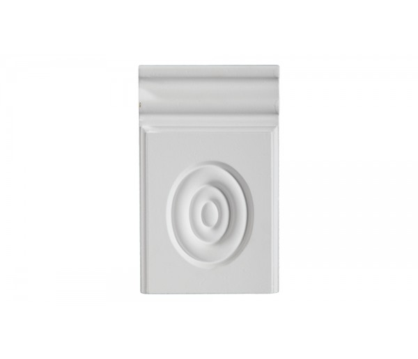 Door and Window Trim DM-8554 Plinth Block