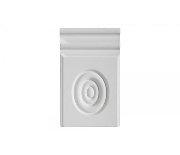 Door and Window Trim DM-8554 Plinth Block Brewster Wallcoverings