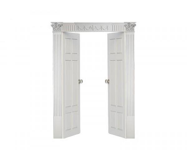 Door and Window Trim DM-8573A Door Set