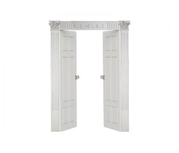 Door and Window Trim: DM-8573A Door Set