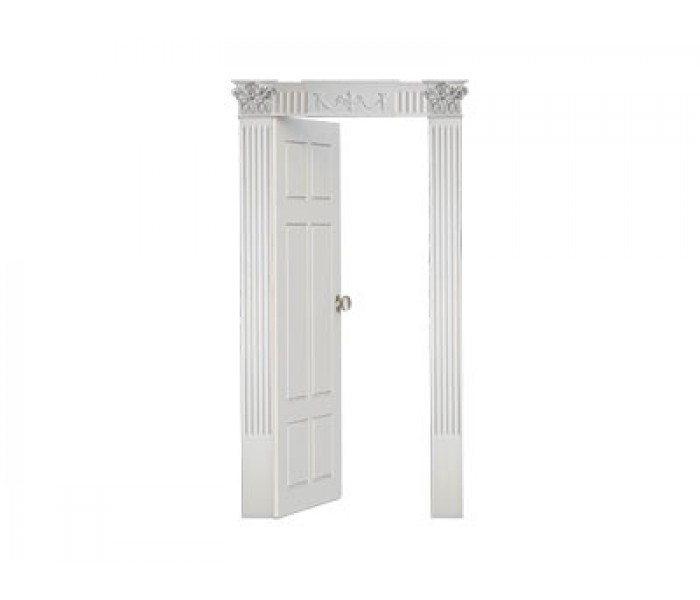 Door and Window Trim: DM-8573B Door Set
