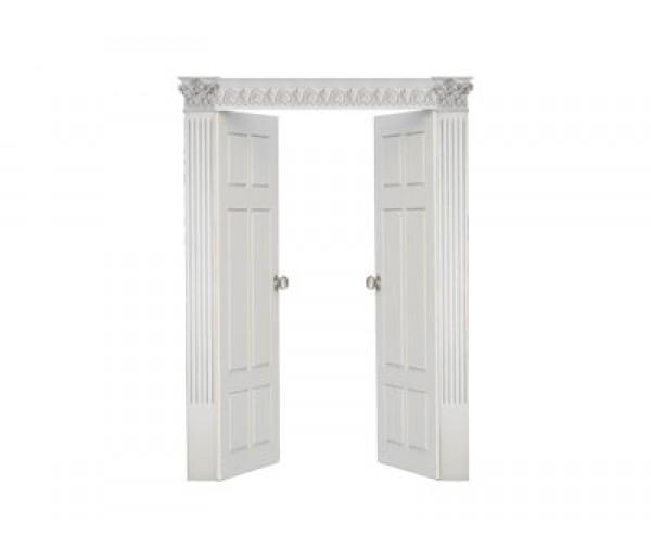 Door and Window Trim DM-8573C Door Set