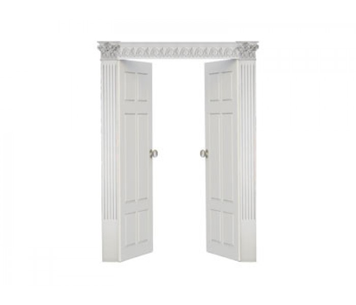 Door and Window Trim: DM-8573C Door Set