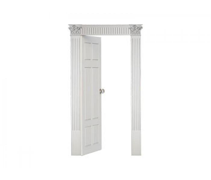 Door and Window Trim: DM-8573D Door Set