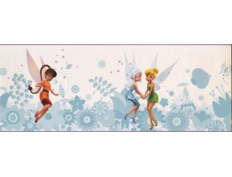 9 in x 15 ft Prepasted Wallpaper Borders - Fairies Wall Paper Border 7769 DS