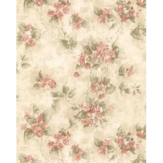 Floral Wallpaper ED24254