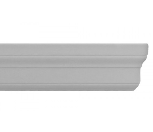Casing and Chair Rail ET-8763 Flat Molding