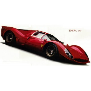 Ferrari 330 P4 Wall Decal