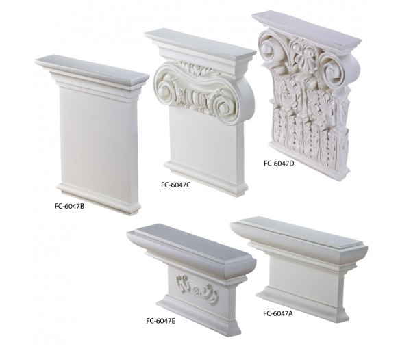 Flat Column Set: FC-6008S Flat Column Set