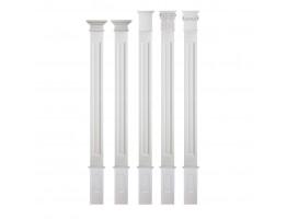 FC-6021S Flat Column Set FC-6047A