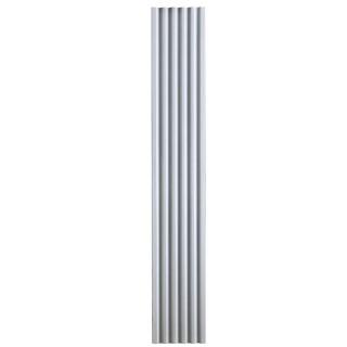 Flat Column 12.6 Inch Wide