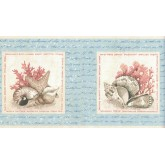 Sea World Borders Sea World Wallpaper Border FDB07135 Fine Art Decor Ltd.
