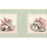Sea World Borders Sea World Wallpaper Border FDB07136 Fine Art Decor Ltd.