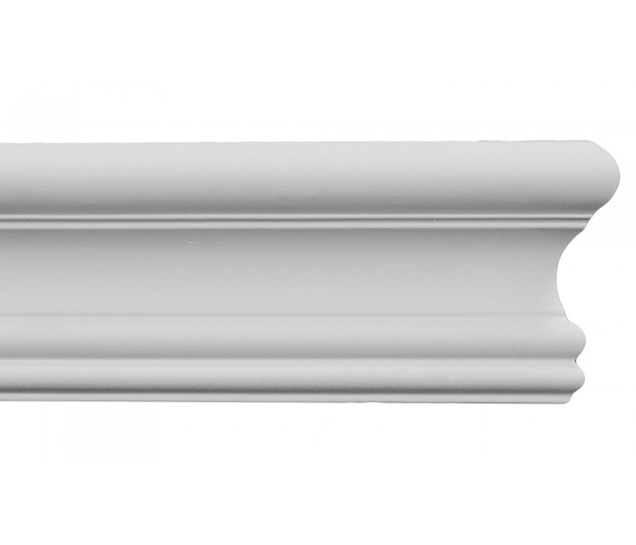 Casing and Chair Rail: FM-5505 Flex Flat Molding