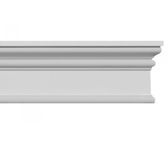 Casing and Chair Rail: FM-5538 Flat Molding