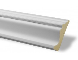 Flat Molding - Plastic Flat Moulding Manufactured with a Dense Architectural Polyurethane Compound. FM-5544 Flat Molding