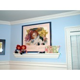 Casing and Chair Rail FM-5557 Flat Molding Brewster Wallcoverings