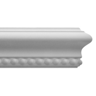 Flat Molding 2-3/4 inch Manufactured with Dense Architectural Polyurethane Compound. FM-5603 Flat Molding