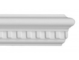 Flat Molding 3-1/2 inch Manufactured with Dense Architectural Polyurethane Compound. FM-5661 Flat Molding