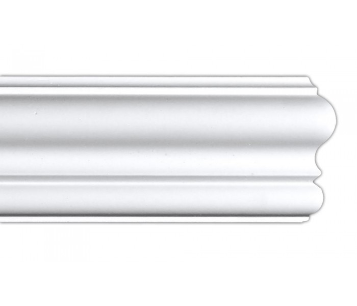 Casing and Chair Rail: FM-5720 Flat Molding