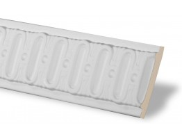 Flat Molding - Plastic Flat Moulding Manufactured with a Dense Architectural Polyurethane Compound. FM-7150 Flat Molding