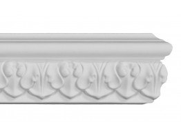 Flat Molding - Plastic Flat Moulding Manufactured with a Dense Architectural Polyurethane Compound. FM-7176 Flat Molding