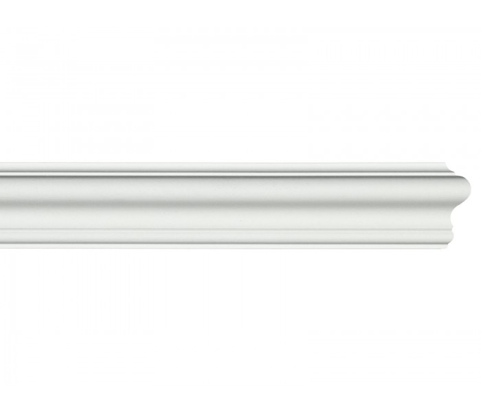 Casing and Chair Rail: FM-7208 Flat Molding