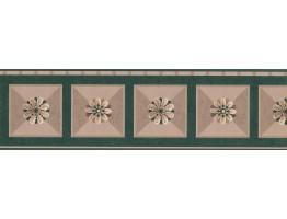 Contemporary Wallpaper Border FR834