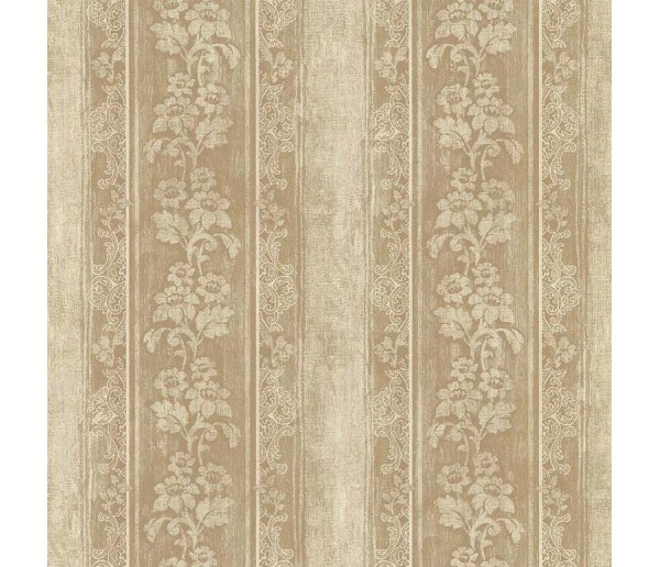 Floral Floral Wallpaper FT23569 S.A.MAXWELL CO.