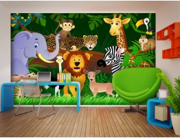 Wall Mural - Wallpaper Mural for Accent Wall Non-woven FTN 2440